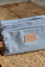 GTX Toiletry Bag Gray