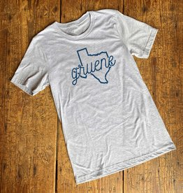 Gruene Texas Outline Tee