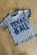 Toddler Texas Y'all Tee