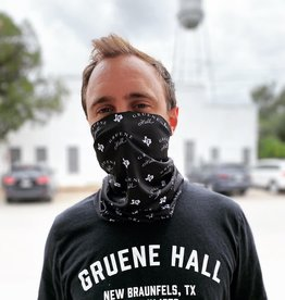 GAITER-NECK GAITER GRUENE HALL