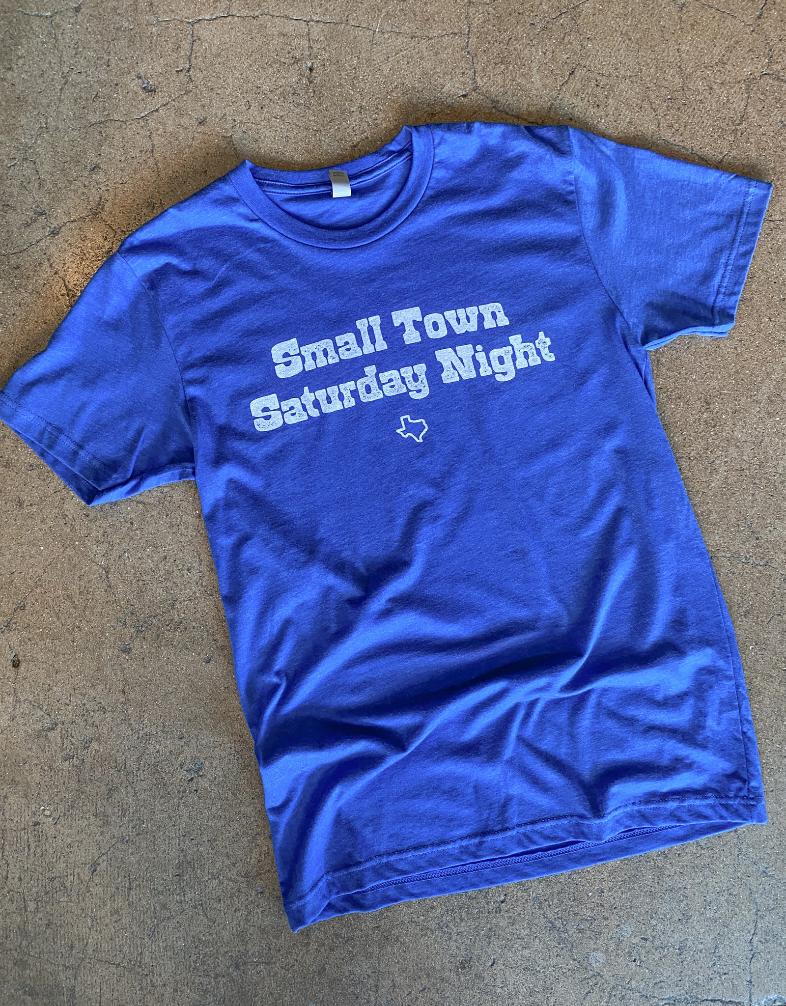 Small Town Saturday Night Tee