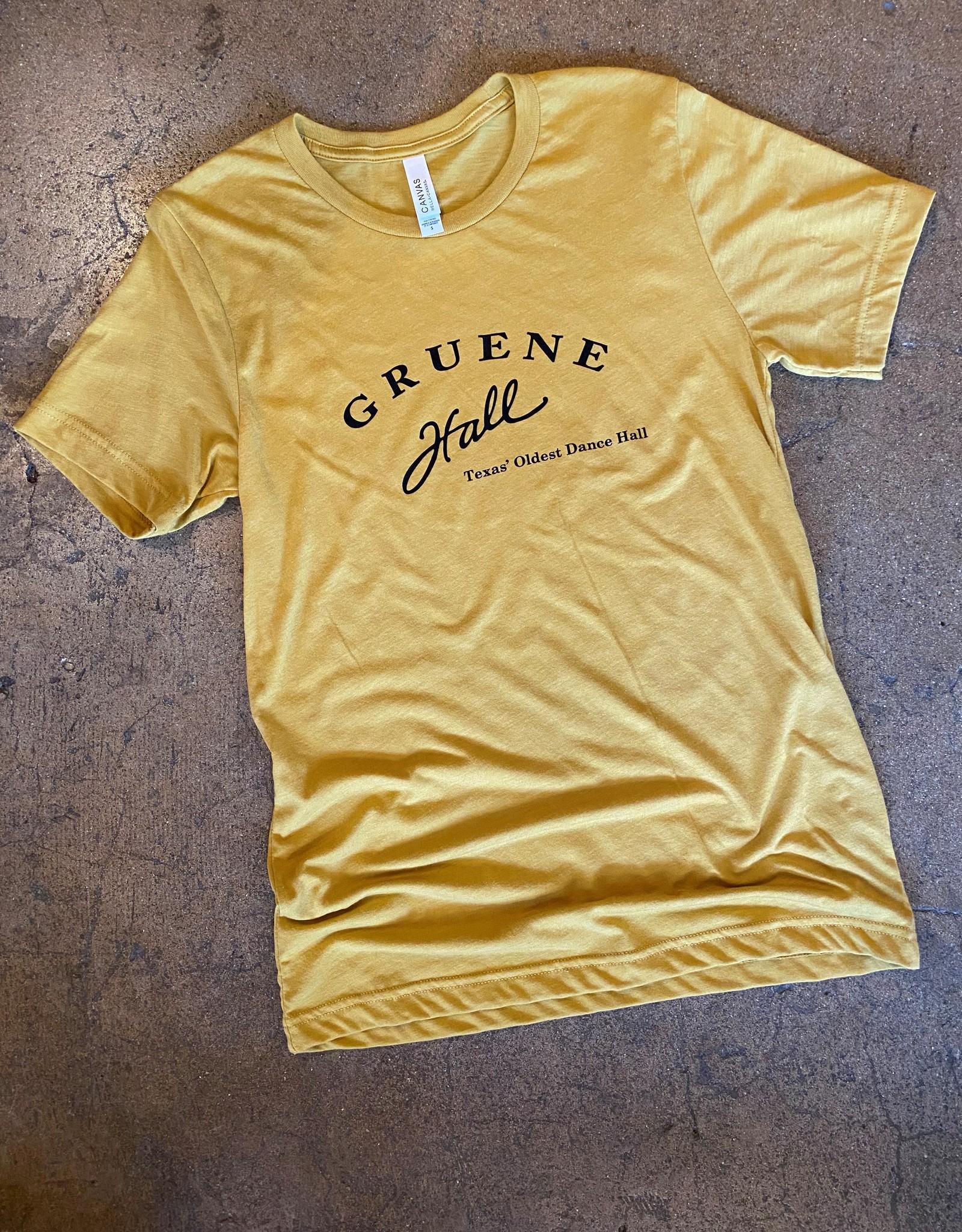 Gruene Hall Logo Triblend Tee