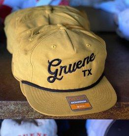 Gruene TX Rope Hat
