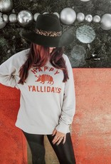 Y'allidays Sweatshirt