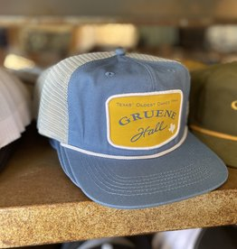 Staunch Gruene Hall Patch Trucker Blue/Khaki