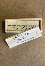 Gruene Hall Dominoes