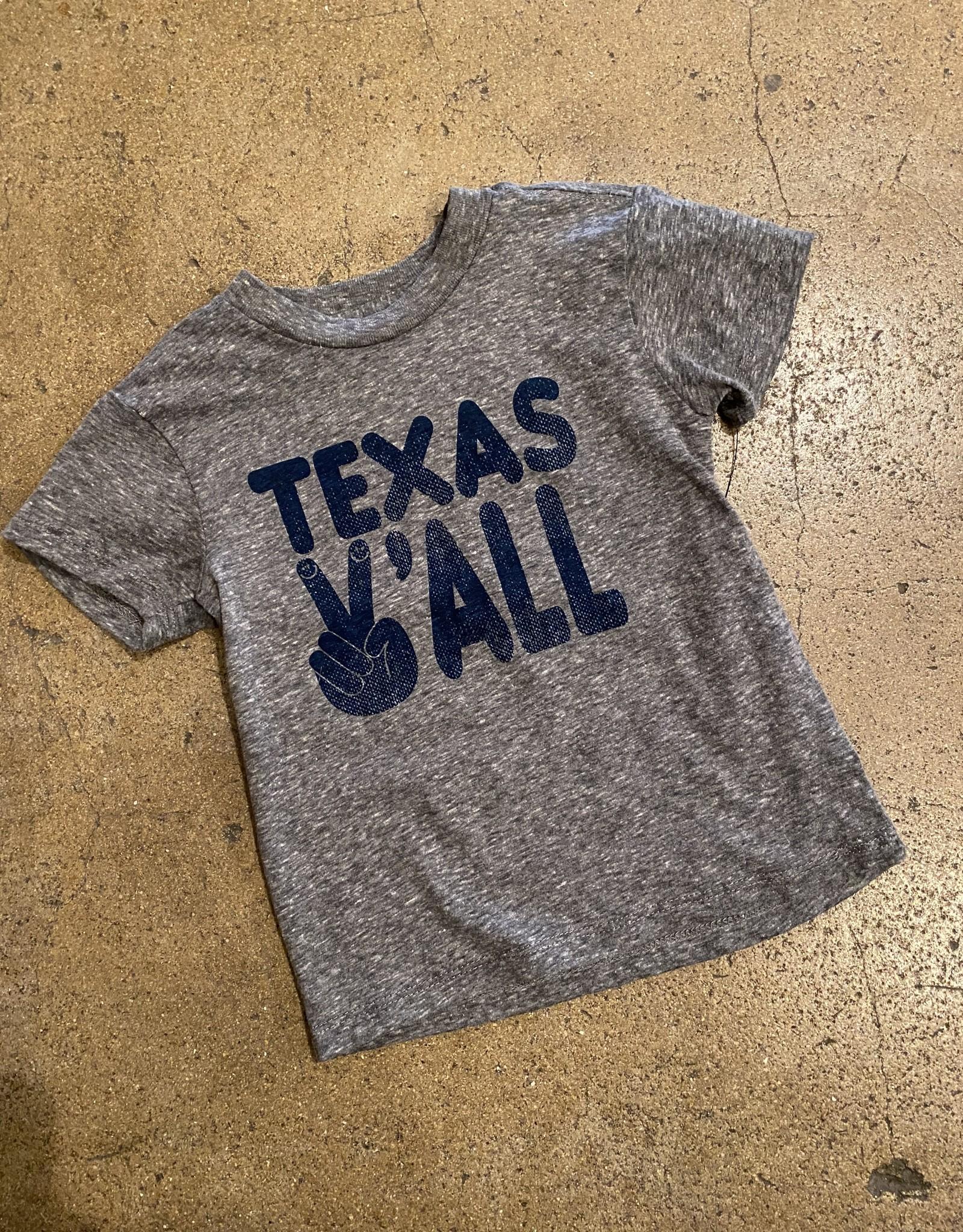 Baby Texas Y'all Tee