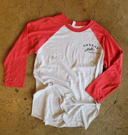 Gruene Hall Pocket Logo Raglan