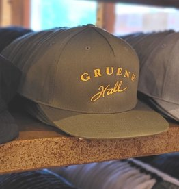Classic Pinch Front Gruene Hall Cap