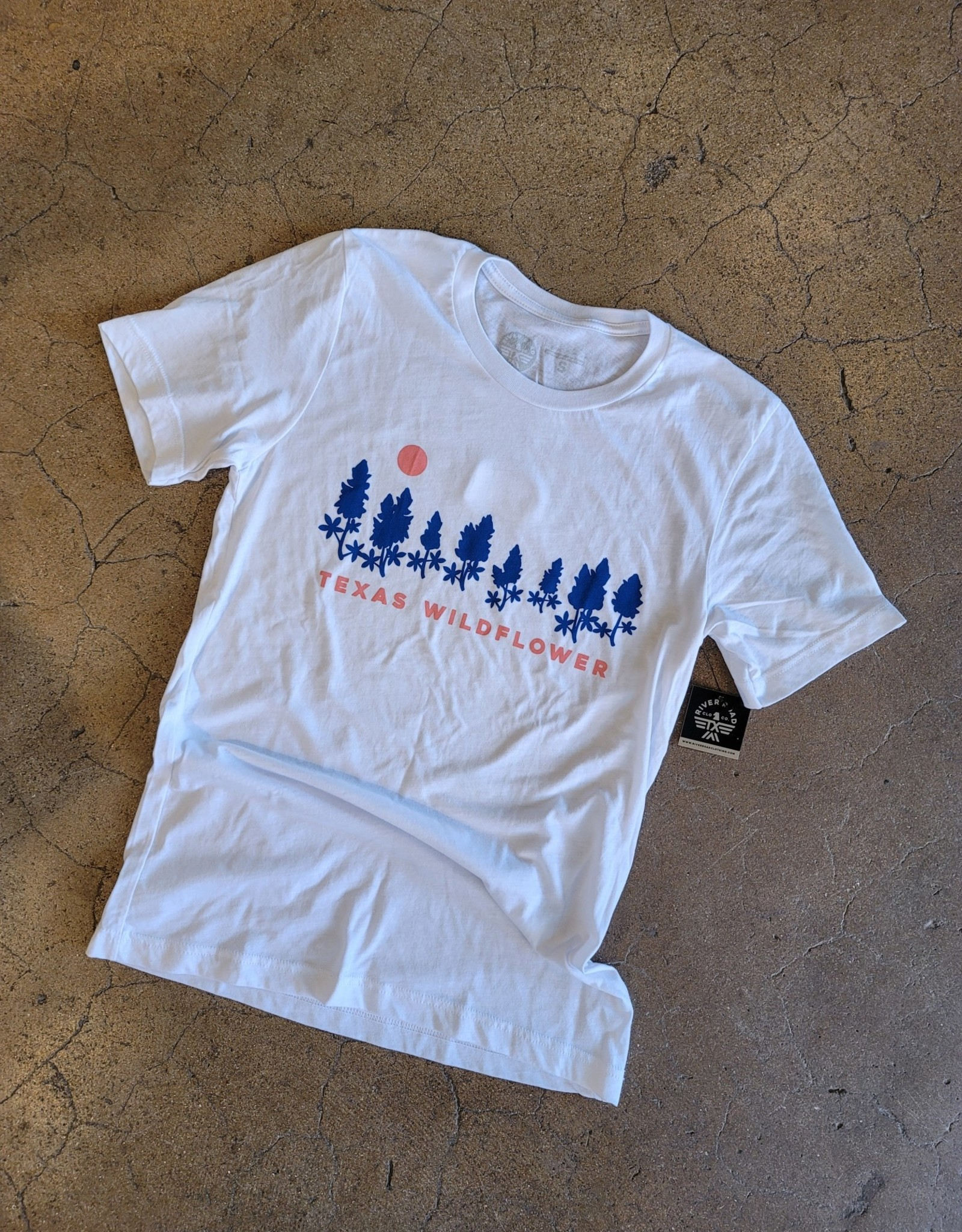 Texas Wildflower Tee by River Road Clothing