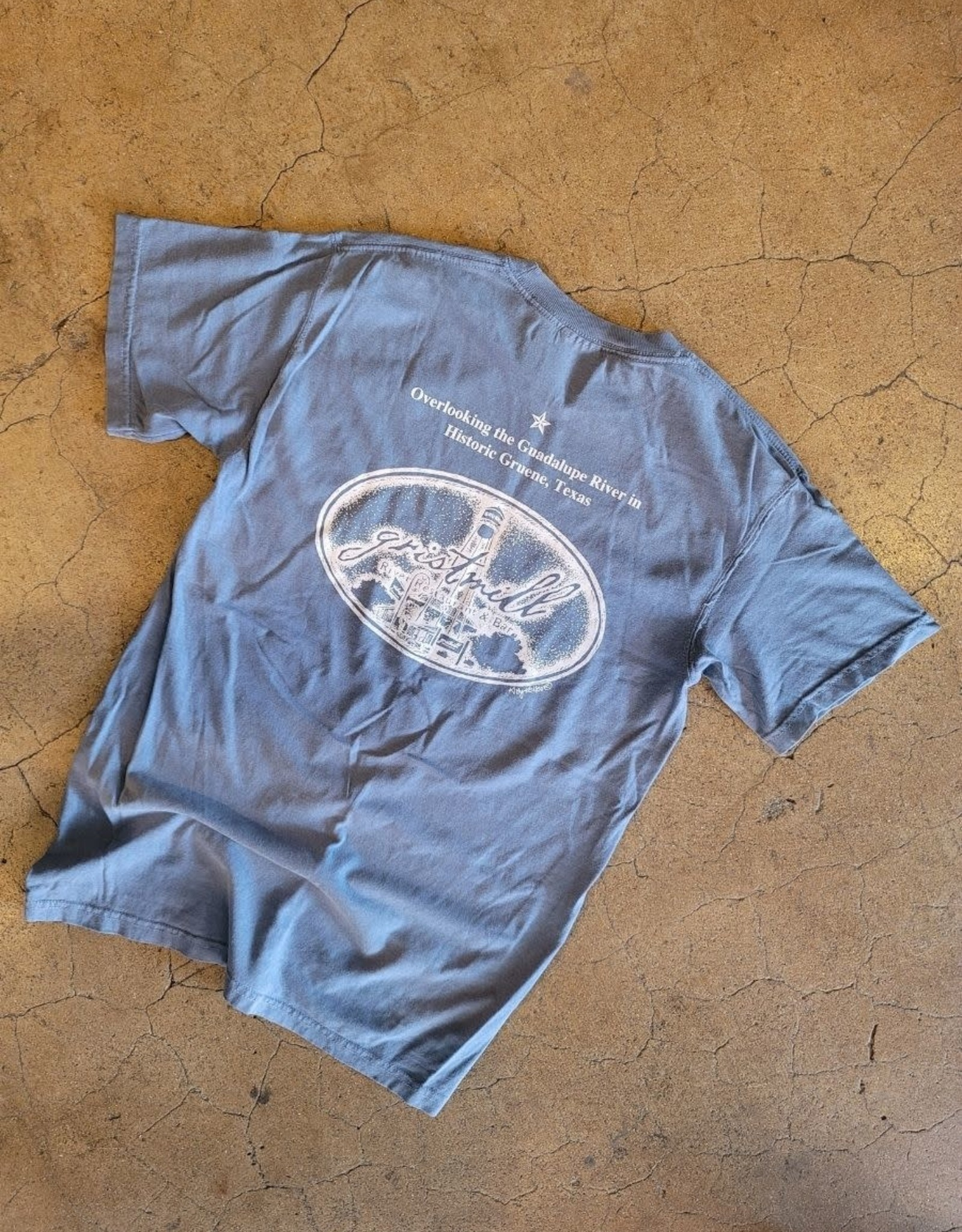 Gristmill Comfort Colors Tee