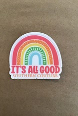 Southern Couture Stickers
