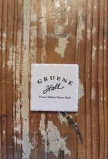Gruene Hall Ceramic Magnet
