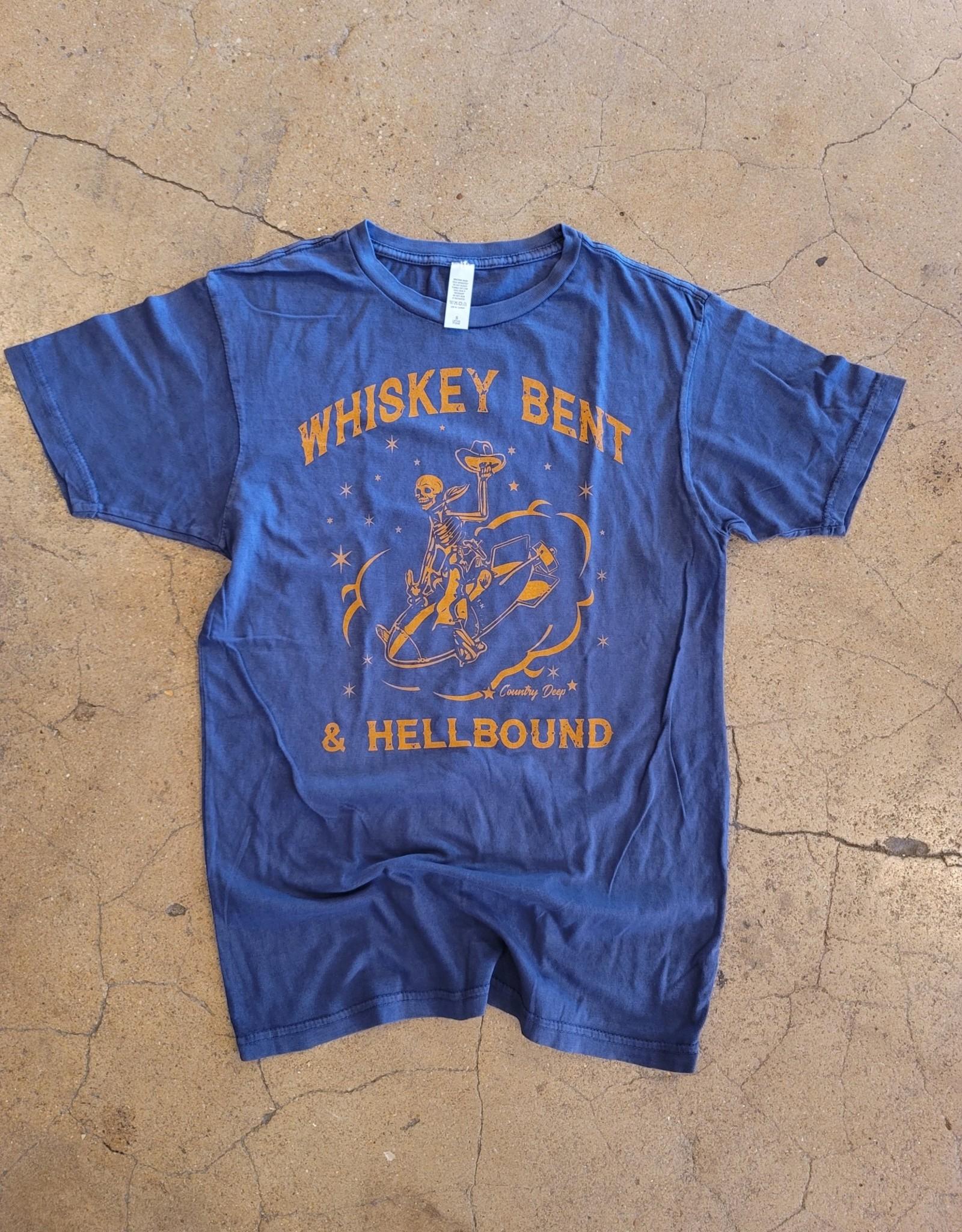 Whiskey Bent & Hellbound Tee
