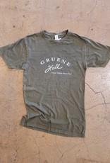 Gruene Hall Logo Mineral Wash Tee
