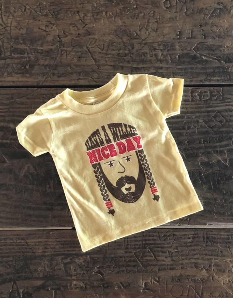 """Have a Willie Nice Day"" Toddler Tee"
