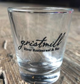 Gristmill Shot Glass