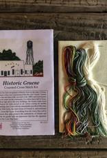 Gruene Hall Cross Stich Kit