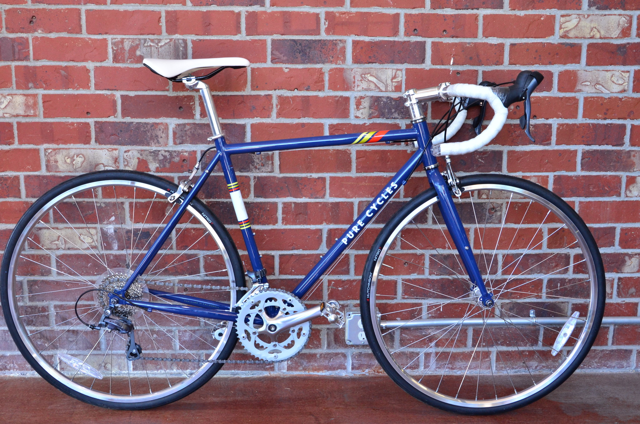 Pure Cycles Bicycles Pure Cycles The Bonette - 16sp - 53cm