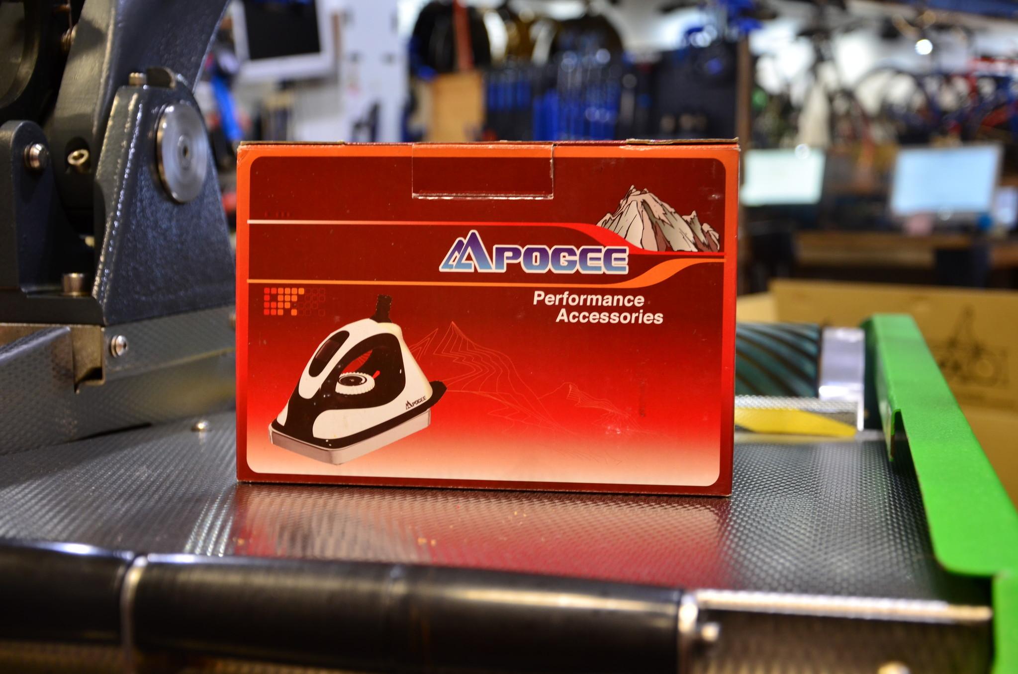 Apogee WAX IRON Apogee Ski/Snowboard Waxing Iron 212-320 degree range