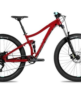 NORCO BICYCLE Norco Fluid FS2+ Womens 2018 Red