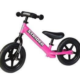 """Strider Sports BICYCLE Strider Balance Bike 12"""" Sport Pink"""