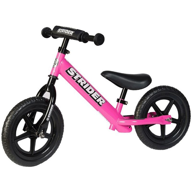 "BICYCLE Strider Balance Bike 12"" Sport Pink"