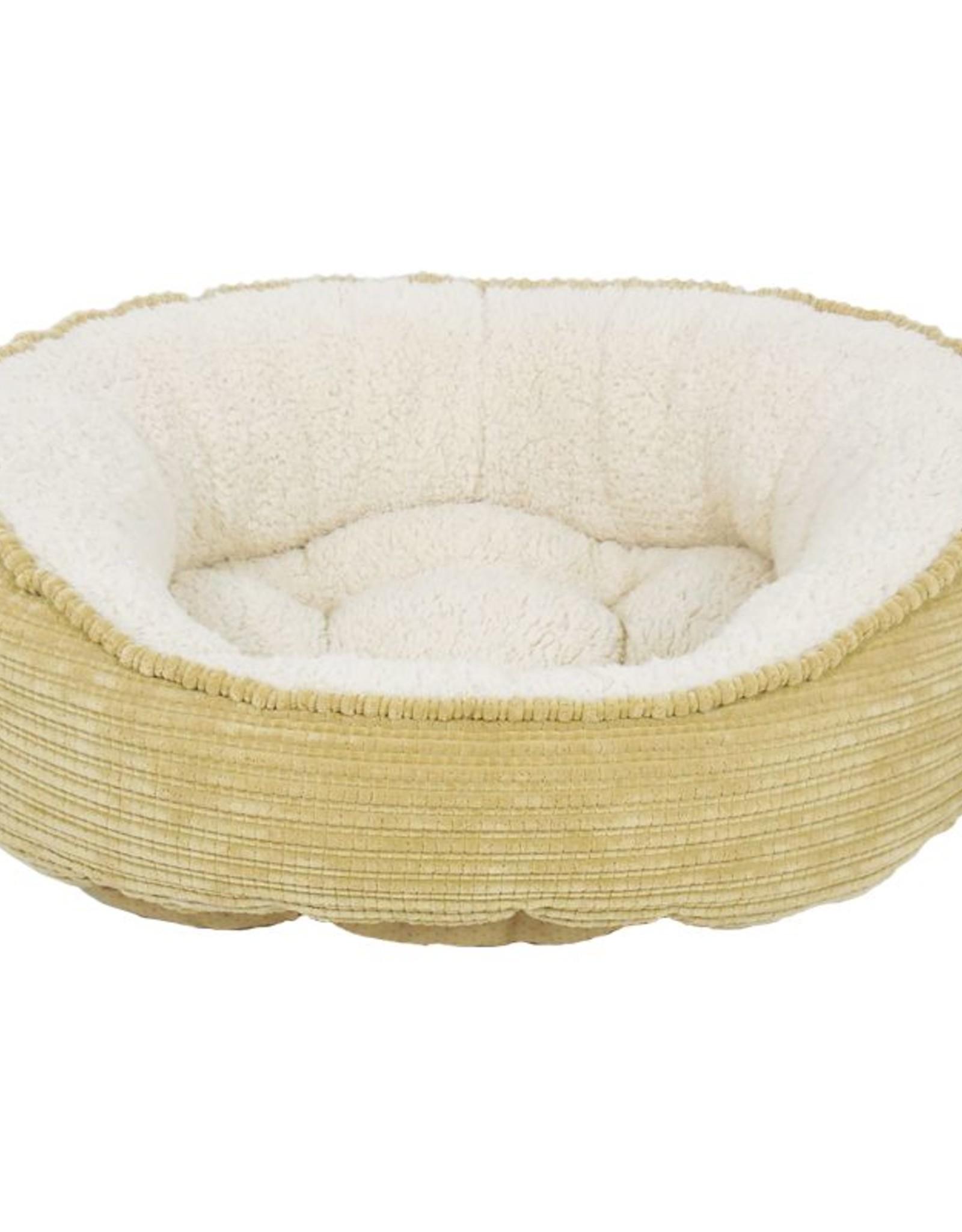 """Arlee Pet Products ARLEE Bed Cody Cuddler 26"""" Sand"""