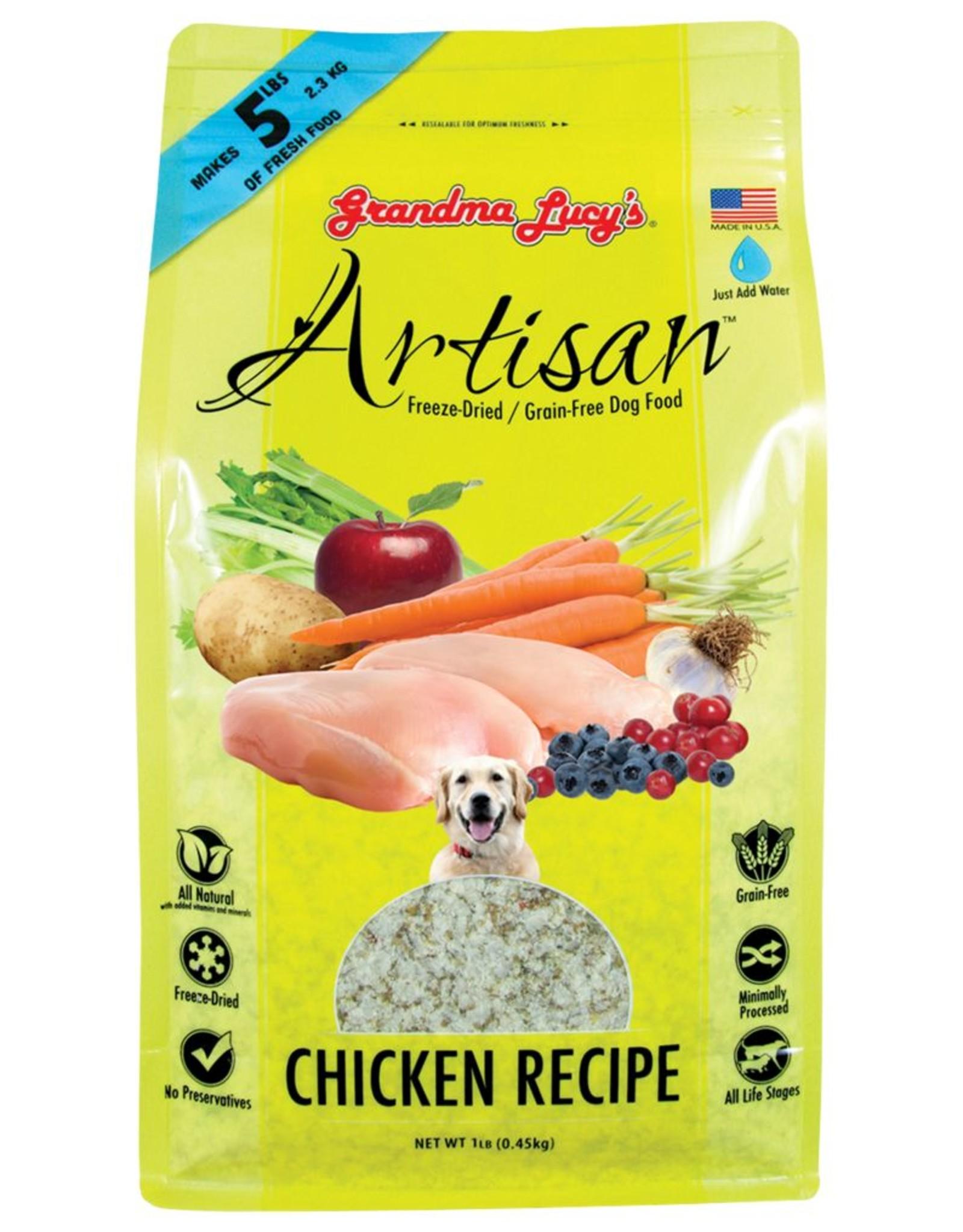 Grandma Lucy's Grandma Lucy's Artisan Chicken Formula