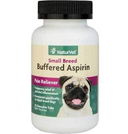 Aspirin Small/Medium Breed Dog 75ct