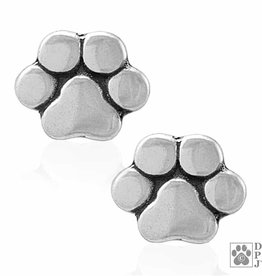 Dazzling Paws Jewelry Dazzling Basic Paw Post Earrings 2217