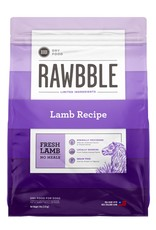 Bixbi Rawbble Limited Ingredient Lamb