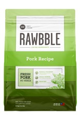 Bixbi Rawbble Limited Ingredient Pork