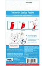 Inaba Ciao Cat Treats Ciao Churu Tuna with Scallop Recipe