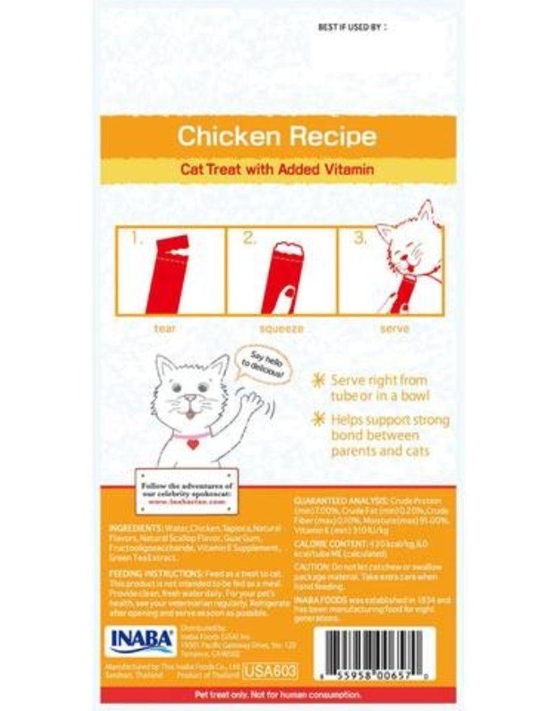 Inaba Ciao Cat Treats Ciao Churu Chicken Recipe
