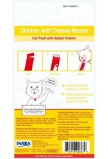 Inaba Ciao Cat Treats Ciao Churu Chicken with Cheese Recipe