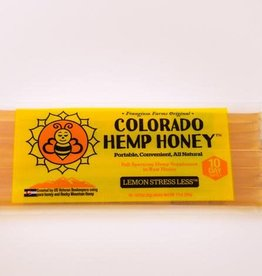 Colorado Hemp Honey Colorado Hemp Honey Lemon Stress Less Stix