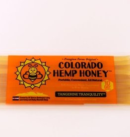 Colorado Hemp Honey Colorado Hemp Honey Tangerine Tranquility Stix