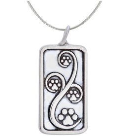 Dazzling Paws Jewelry Dazzling Journey Paws Necklace 1030