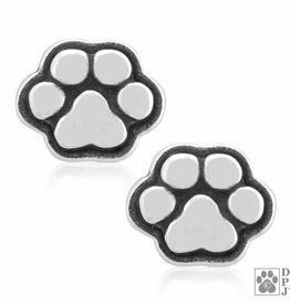 Dazzling Paws Jewelry Dazzling Pint Size Paw Earrings 2208