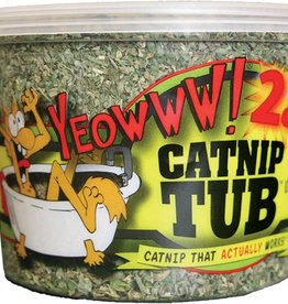 Ducky World Yeowww! Catnip Tub 2oz