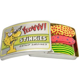 Ducky World Yeowww! Stinkies Tin 3 pack