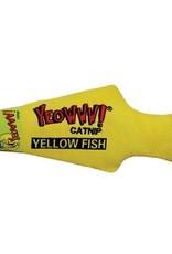 Ducky World Yeowww! Yellow Fish