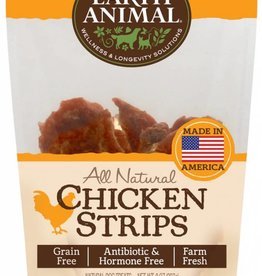 Earth Animal Earth Animal USA Chicken Strip Treats