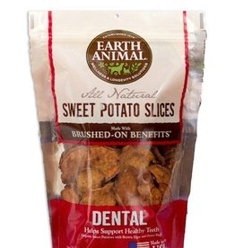 Earth Animal Earth Animal Organic Sweet Potato Dental Treats