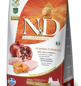 Farmina Farmina N&D Pumpkin Formula - Chicken & Pomegranate Adult
