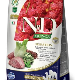 Farmina Farmina N&D Quinoa - Digestion Lamb Adult