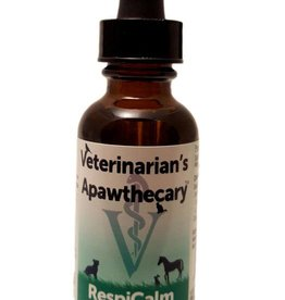 Animal Essentials Animal Essentials Veterinarian's Apawthecary Respicalm 1oz
