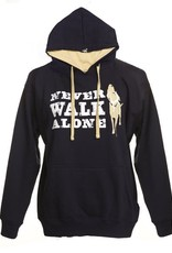 Dog Is Good Dog Is Good Never Walk Alone Hoodie