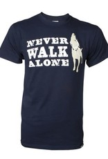 Dog Is Good Dog Is Good Never Walk Alone T-Shirt Unisex